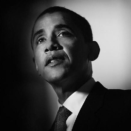 The Black and White of Barack Obama